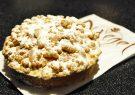 *世界の郷土菓子* フランスの「Streusel/シュトロイゼル」